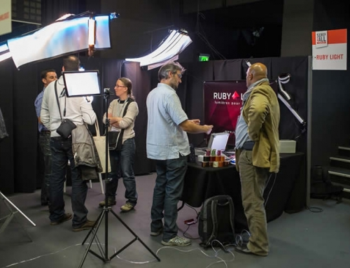 SCREEN 4K FORUM  RUBY LIGHT fait son apparition sur le marché