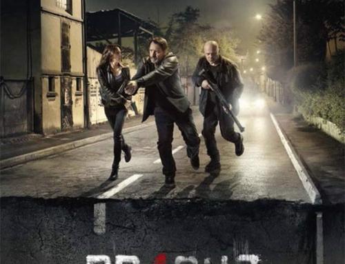 Premier tournage de série utilisant les BOA : BRAQUO saison 4