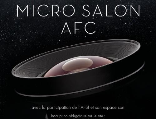 Nous sommes présents au Micro Salon 2018